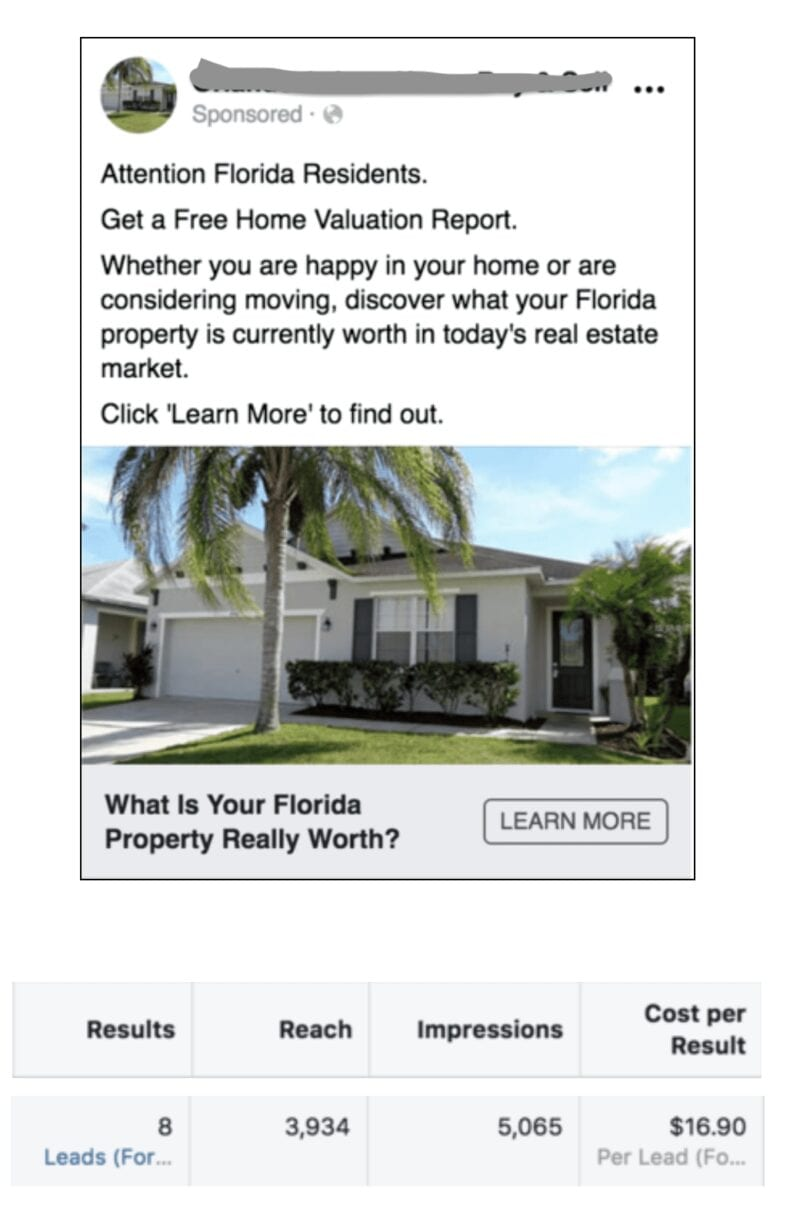 real estate seller leads for brokers 1a